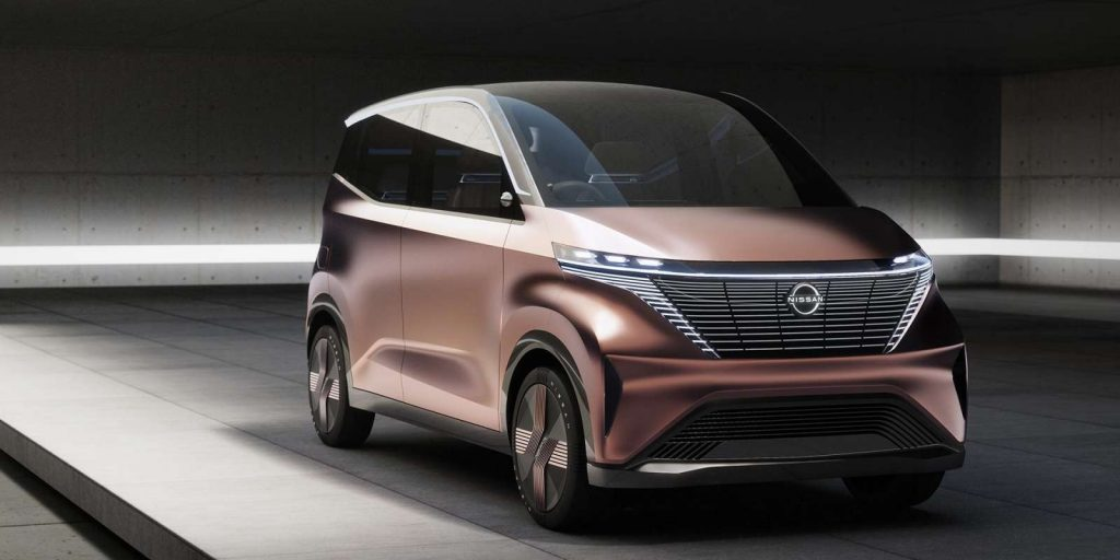 Nissan IMK Concept 2019 5