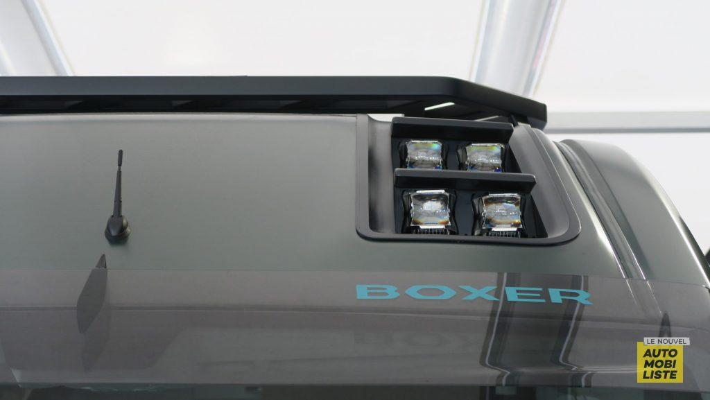 Peugeot Boxer 4x4 Concept