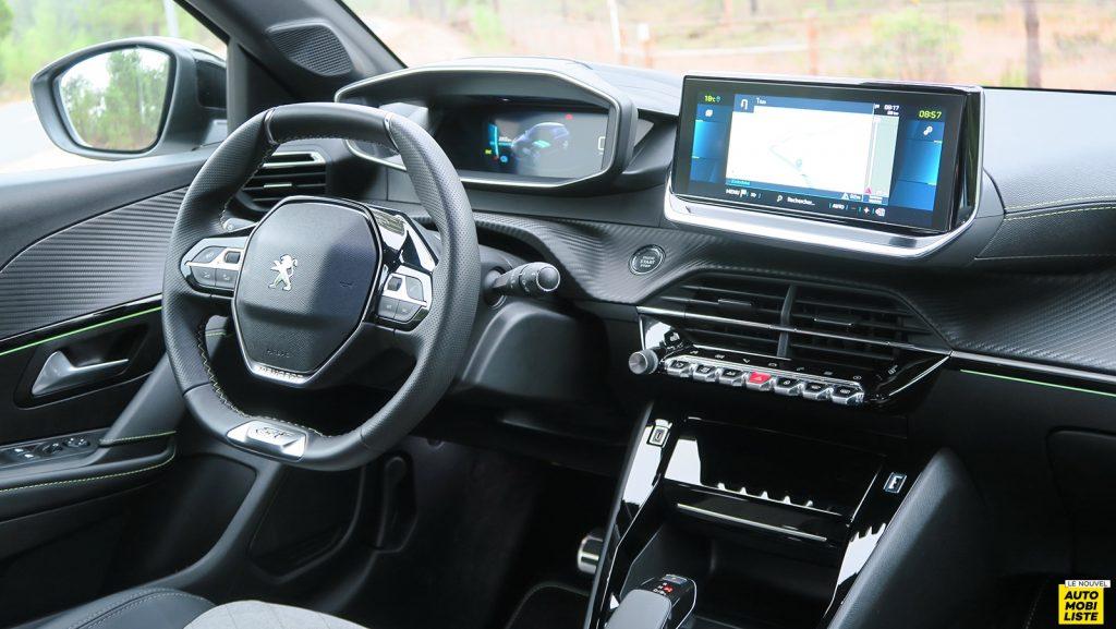 Essai Peugeot e-208 2019 Essai Peugeot 208 électrique