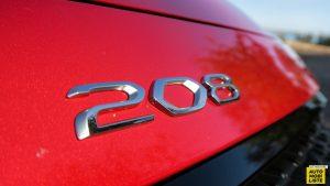 nouvelle Peugeot 208 2019 1.2 Puretech 130 ch nouvelle 208 Peugeot 208 II