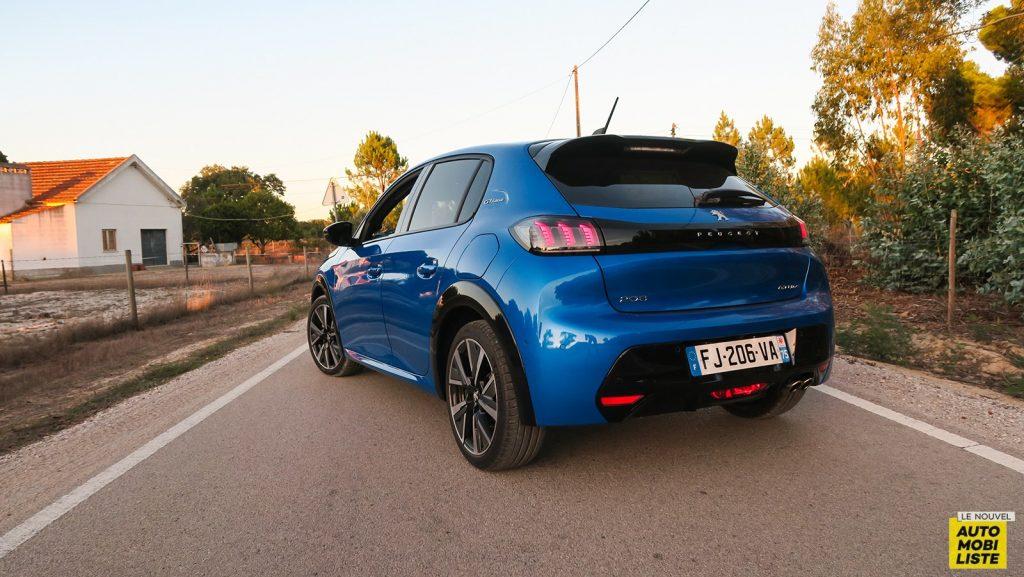 Nouvelle Peugeot 208 2019 1.5 BlueHDI 100 GT Line Peugeot 208 II