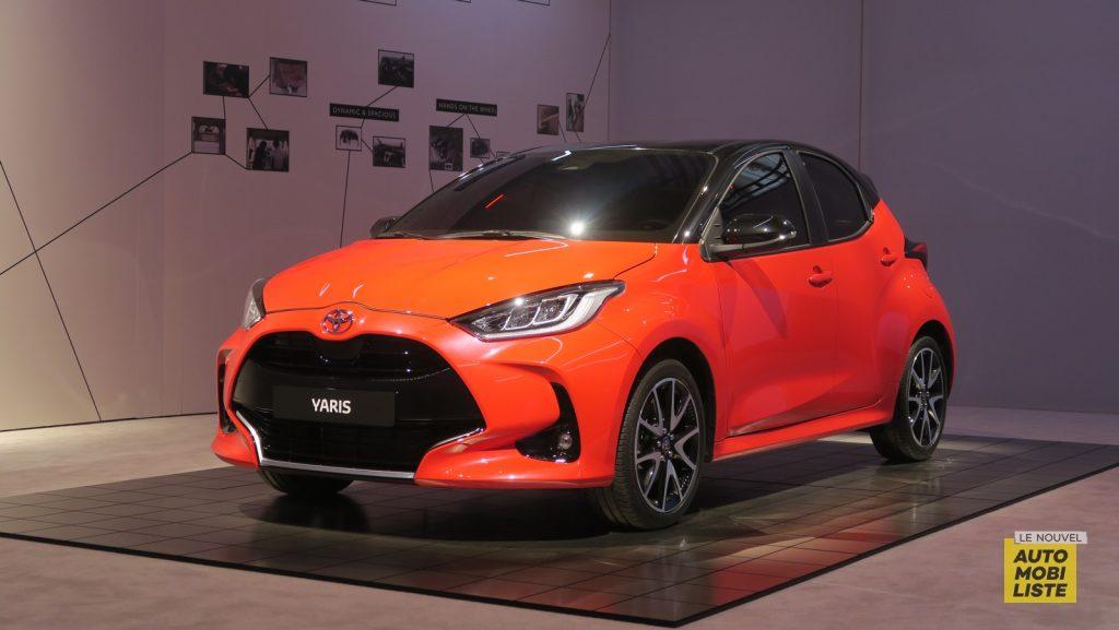 Toyota Yaris Mk4 2020 LNA FM 2019 353