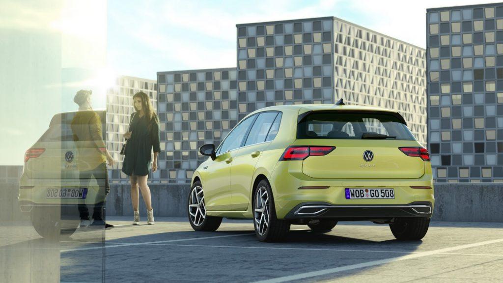 Volkswagen Golf VIII