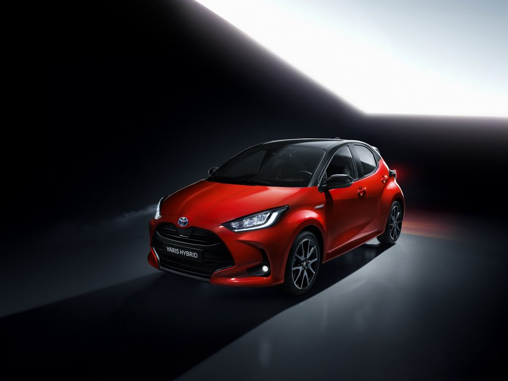 Nouvelle Toyota Yaris 2019 Toyota Yaris IV nouvelle Yaris