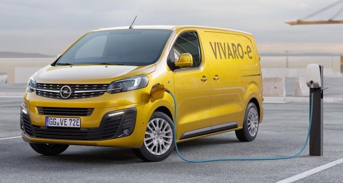 E Vivaro Opel