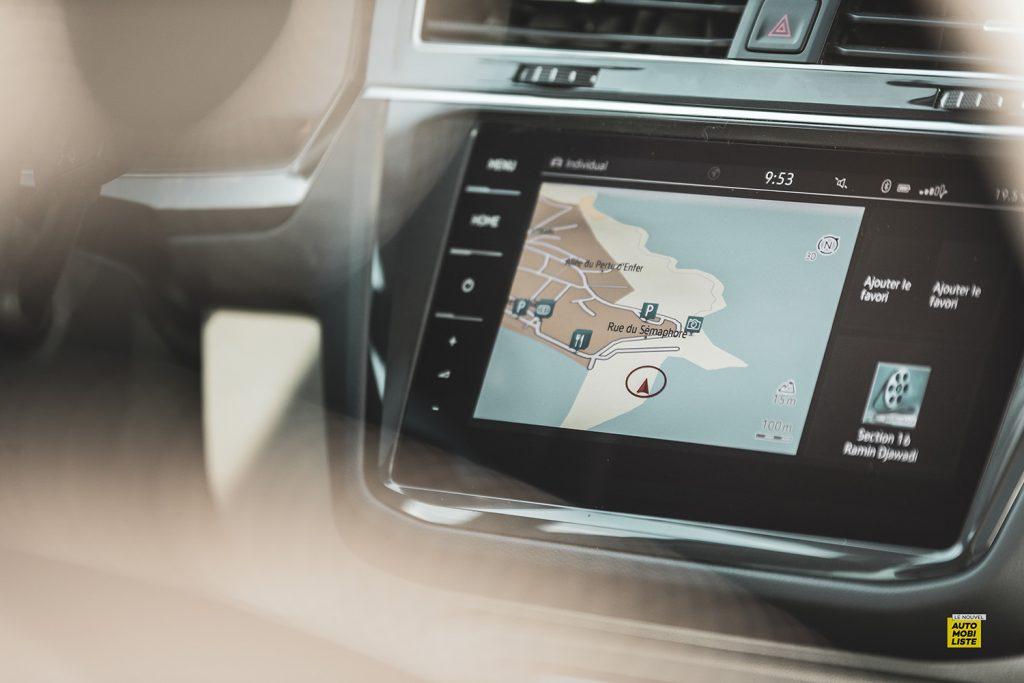 Essai VW Tiguan 1.5 TSI 150 DSG 7 EVO GPS 9 pouces