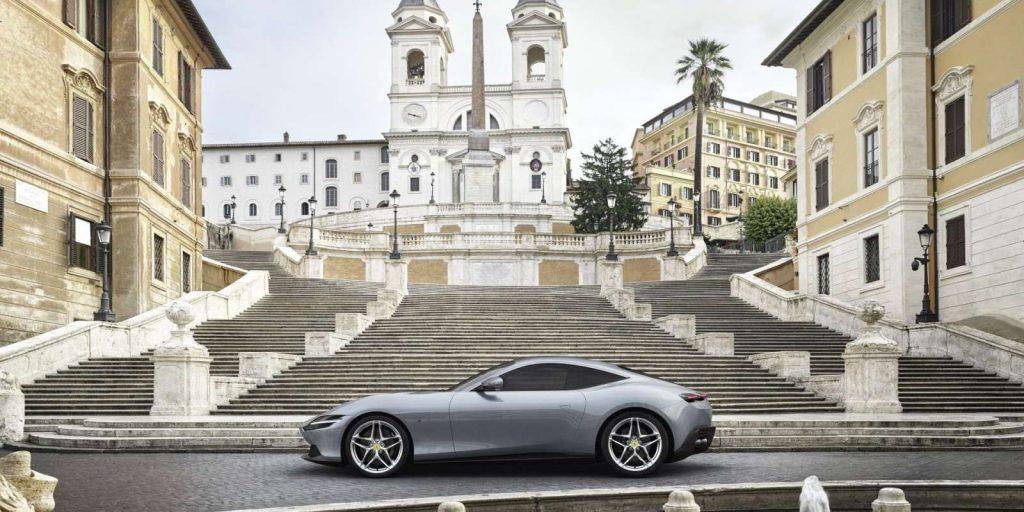 Ferrari Roma 2019 2