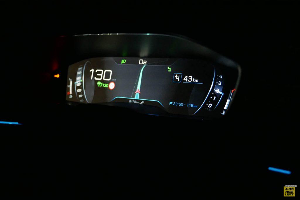 LNA 1905 Peugeot 508 SW Allure BlueHDI 130 Compteur Nuit 27 1