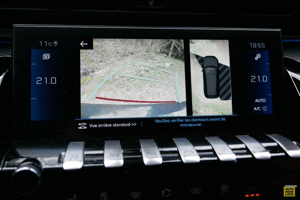 LNA 1905 Peugeot 508 SW Allure BlueHDI 130 Ecran GPS 22