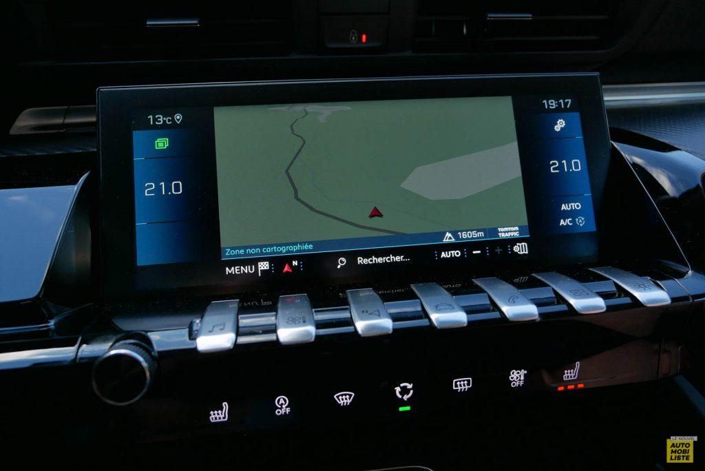 LNA 1905 Peugeot 508 SW Allure BlueHDI 130 Ecran GPS 25