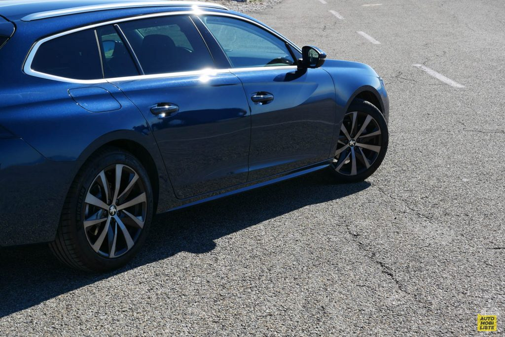 LNA 1905 Peugeot 508 SW Allure BlueHDI 130 Exterieur 08 1