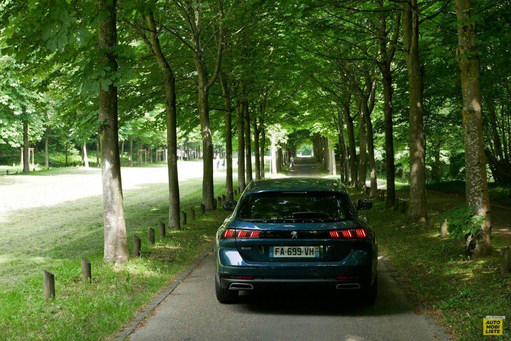 LNA 1905 Peugeot 508 SW Allure BlueHDI 130 Exterieur 34 1