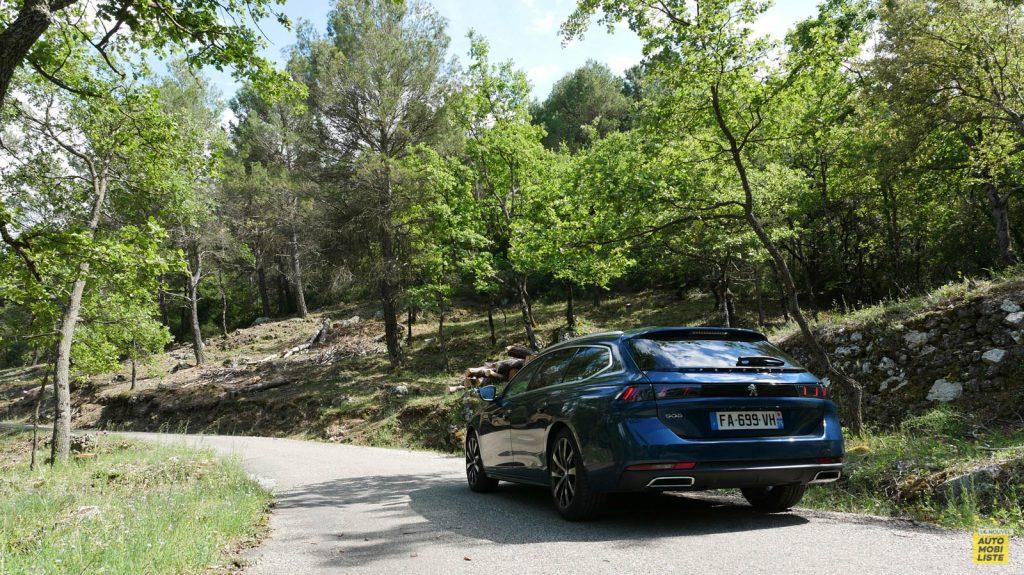 LNA 1905 Peugeot 508 SW Allure BlueHDI 130 Exterieur 36 1