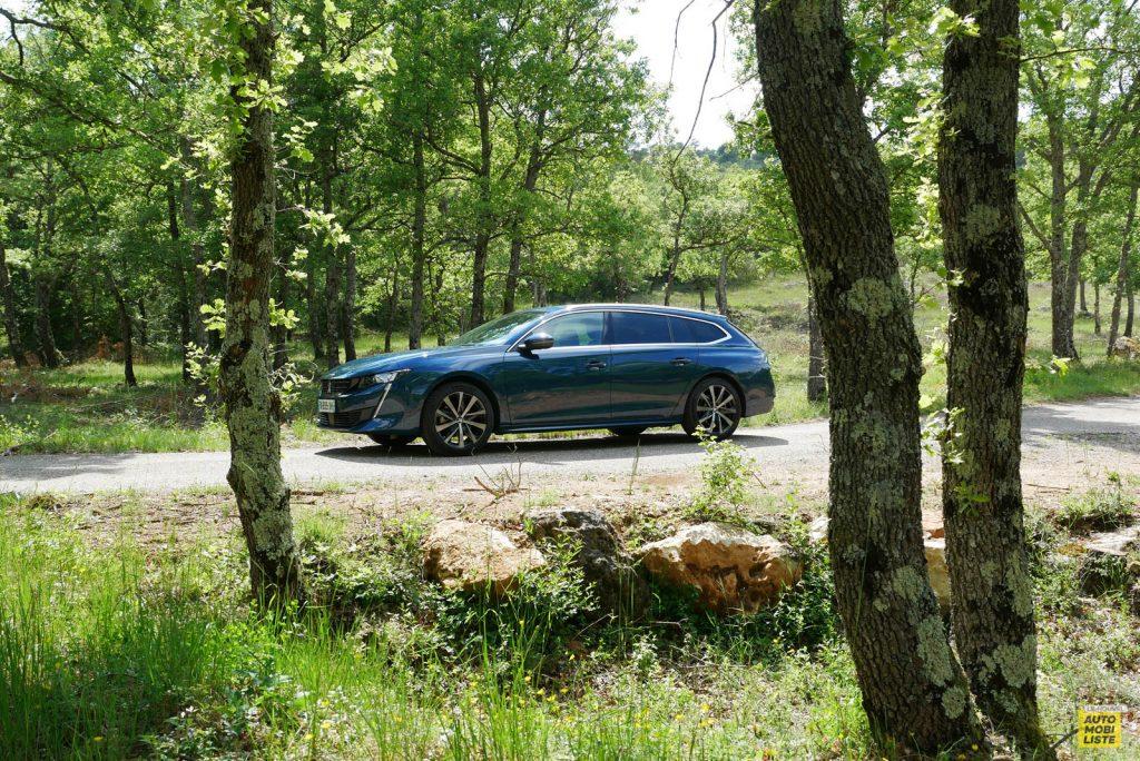 LNA 1905 Peugeot 508 SW Allure BlueHDI 130 Exterieur 38