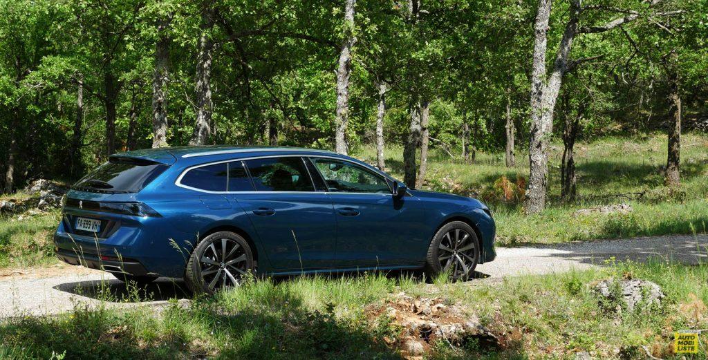 LNA 1905 Peugeot 508 SW Allure BlueHDI 130 Exterieur 39 1
