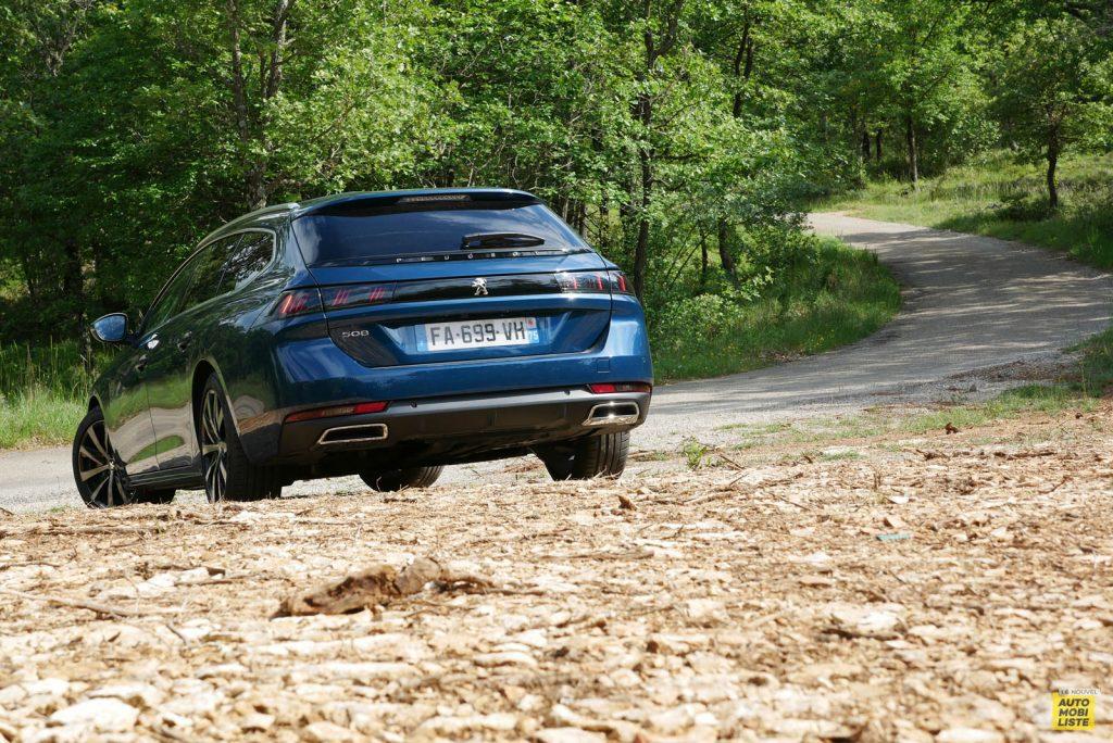 LNA 1905 Peugeot 508 SW Allure BlueHDI 130 Exterieur 43 1