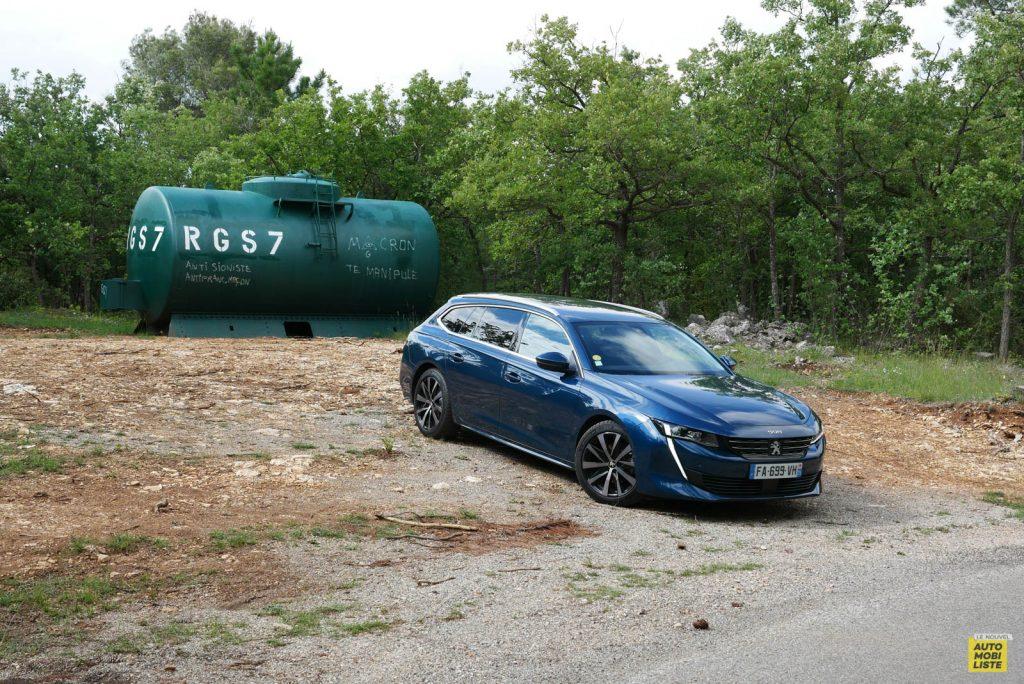 LNA 1905 Peugeot 508 SW Allure BlueHDI 130 Exterieur 44 1