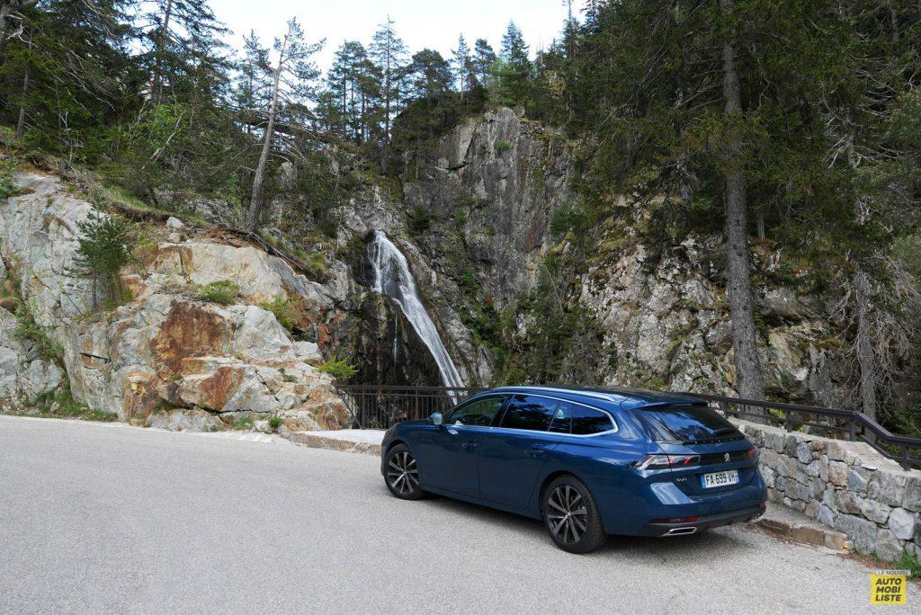 LNA 1905 Peugeot 508 SW Allure BlueHDI 130 Exterieur 47 1