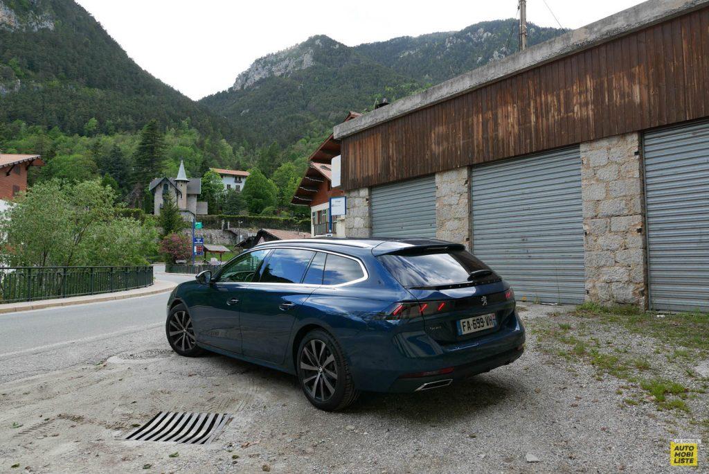 LNA 1905 Peugeot 508 SW Allure BlueHDI 130 Exterieur 49