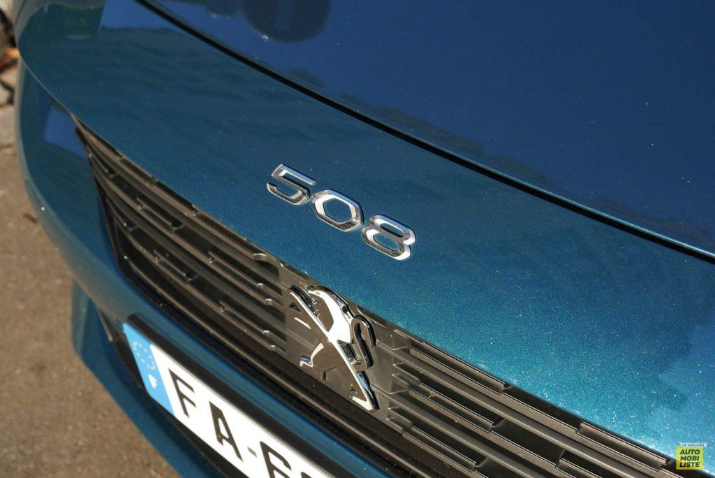 LNA 1905 Peugeot 508 SW Allure BlueHDI 130 Exterieur Detail 05