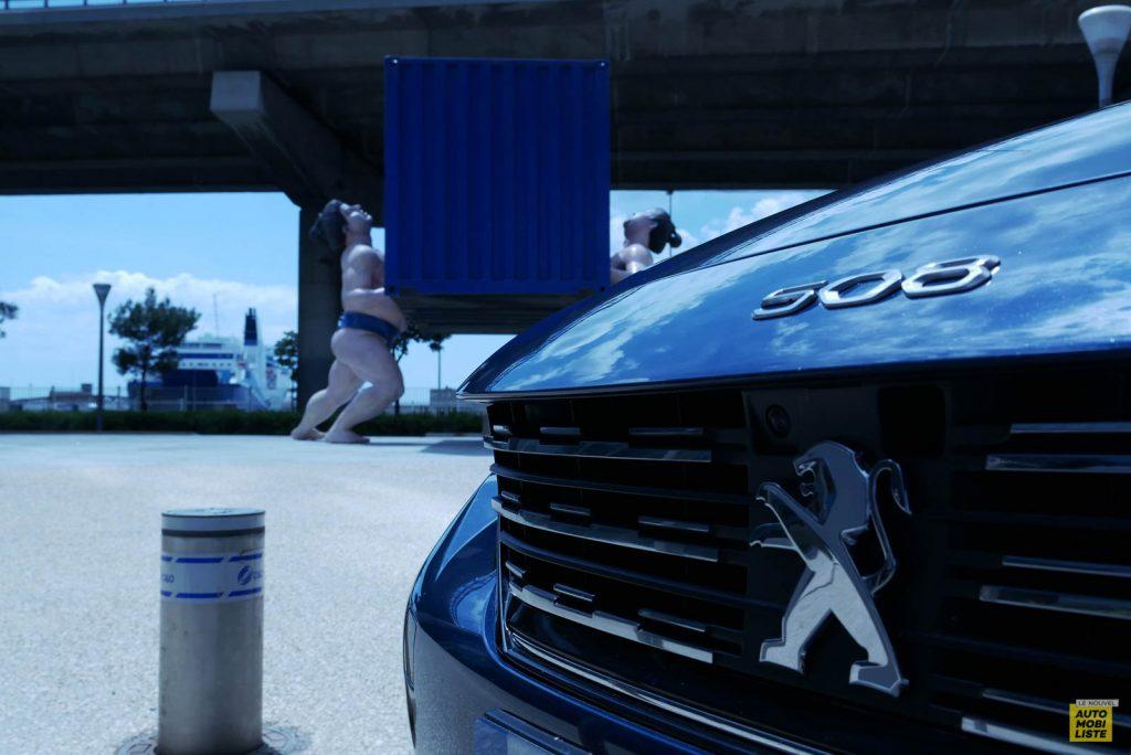 LNA 1905 Peugeot 508 SW Allure BlueHDI 130 Exterieur Detail 06