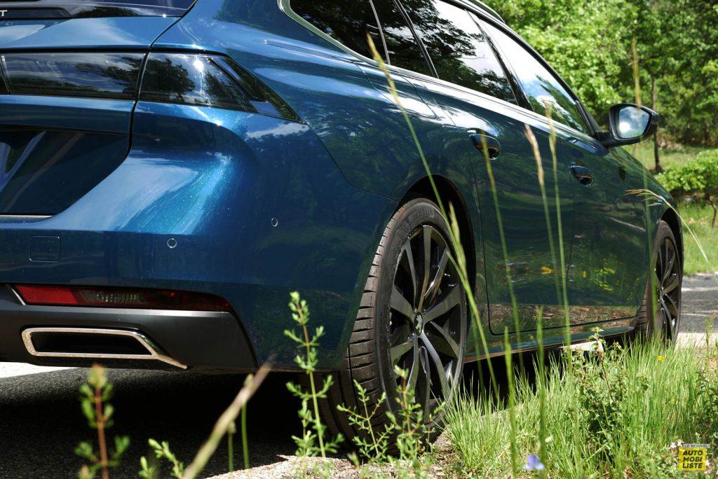 LNA 1905 Peugeot 508 SW Allure BlueHDI 130 Exterieur Detail 08