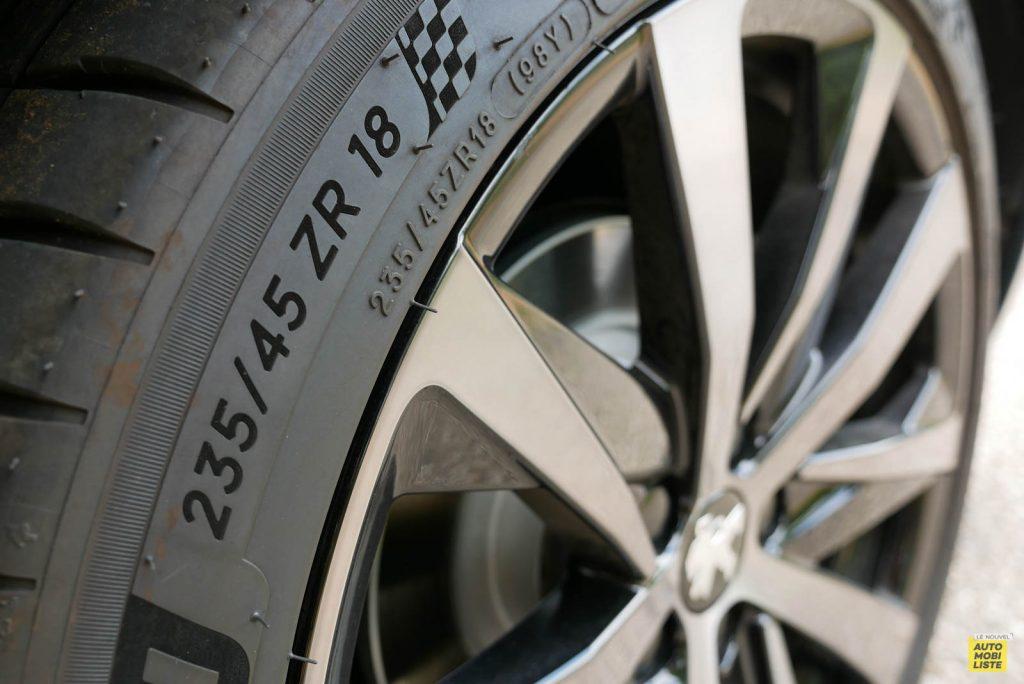 LNA 1905 Peugeot 508 SW Allure BlueHDI 130 Exterieur Detail 13