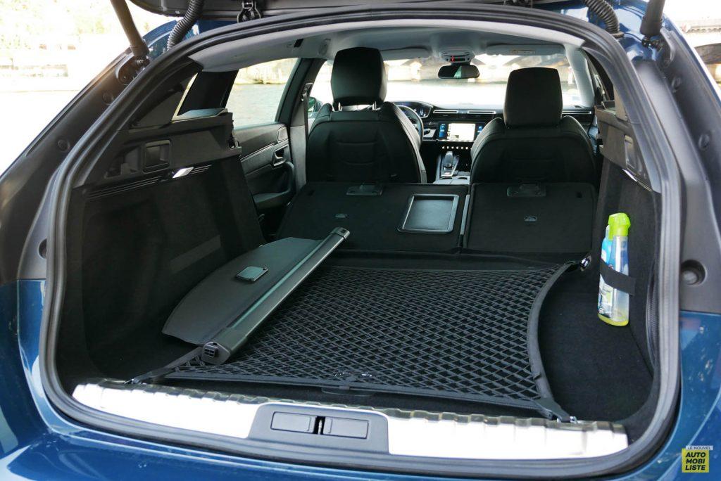LNA 1905 Peugeot 508 SW Allure BlueHDI 130 Interieur Coffre 08