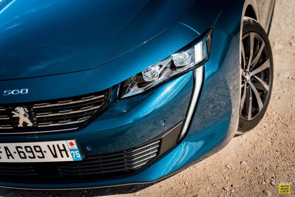 LNA 1905 Peugeot 508 SW Allure BlueHDI 130 Tete de Chien 18
