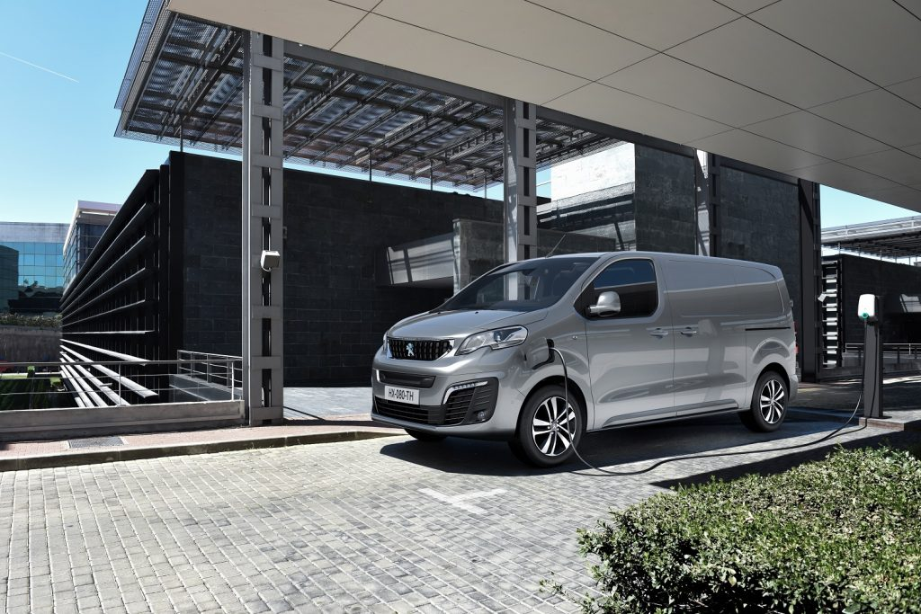 Peugeot Expert Electrique