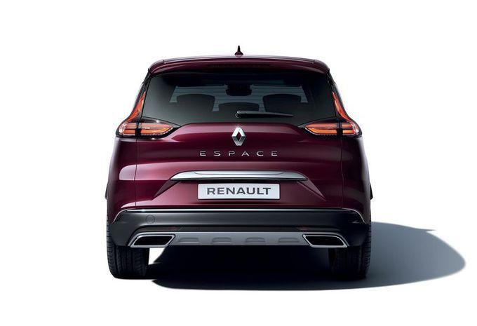 Renault Espace Restylé