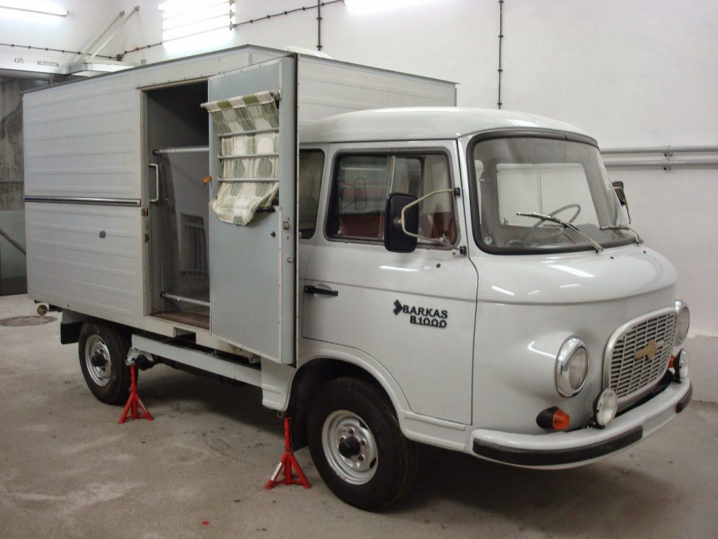 Stasi Barkas B1000