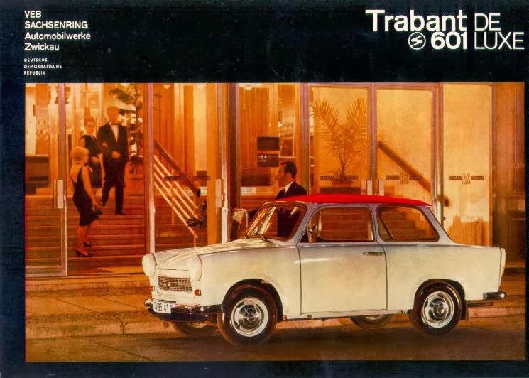 Trabant 601 De