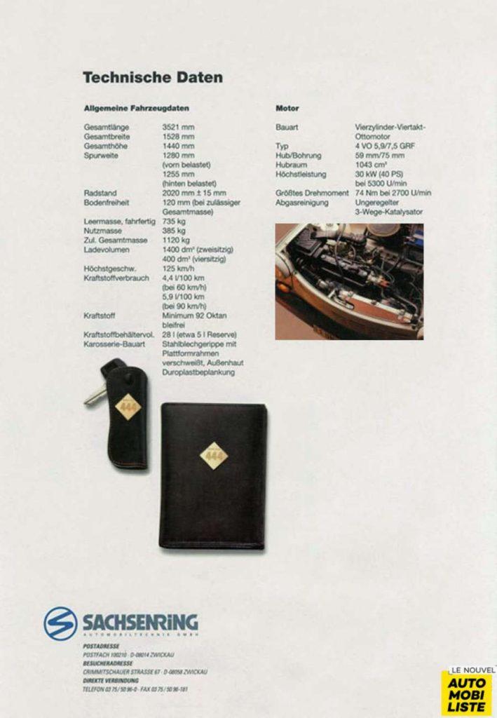 Trabant 11er universal444 1995 s4