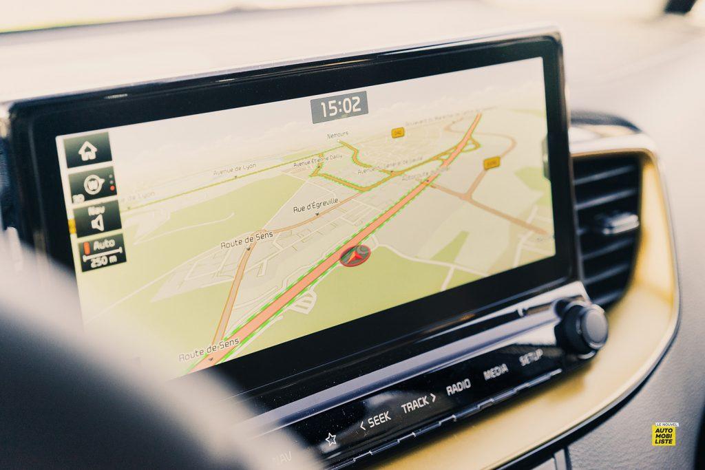 Essai Kia XCeed Launch Edition CRDI 136ch GPS dalle tactile 10 pouces