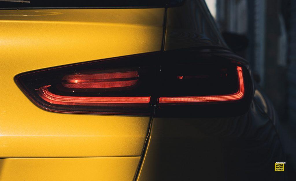 Essai Kia XCeed Launch Edition CRDI 136ch detail feu arriere