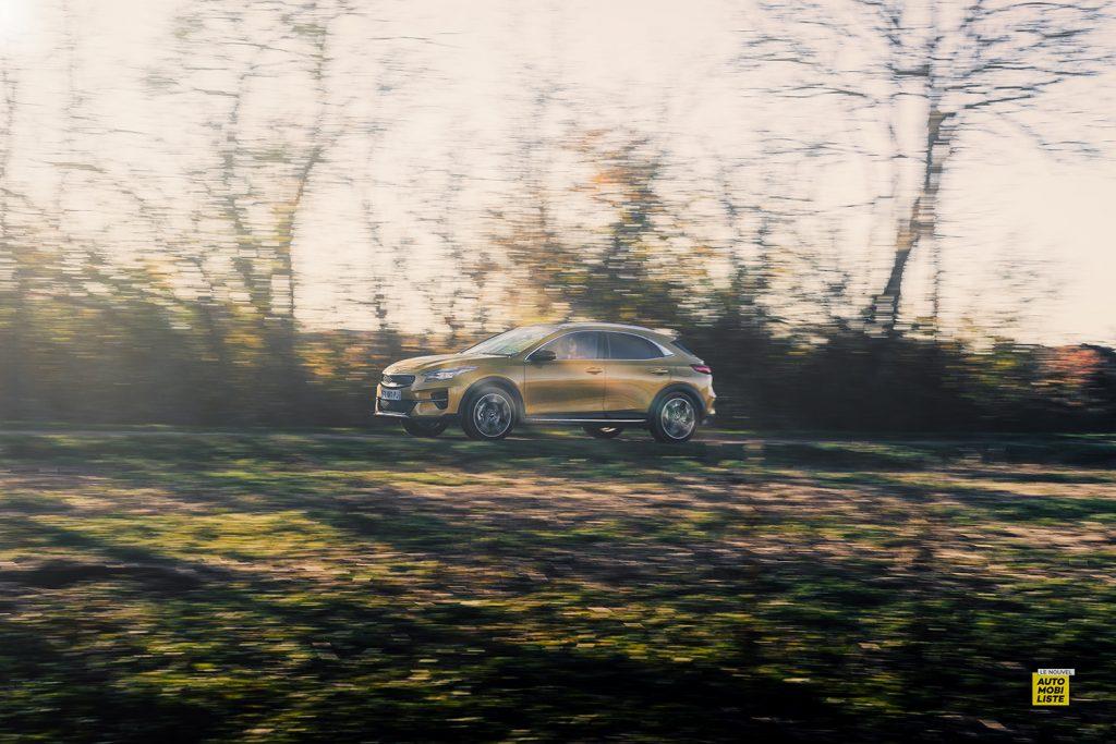 Essai Kia XCeed Launch Edition CRDI 136ch dynamique sur route
