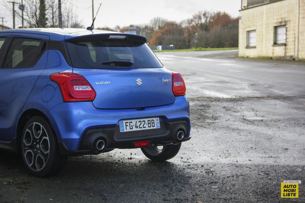 Essai Suzuki Swift Sport 08