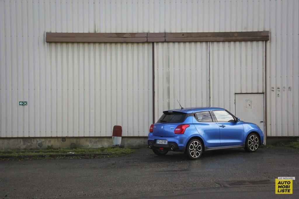 Essai Suzuki Swift Sport 09