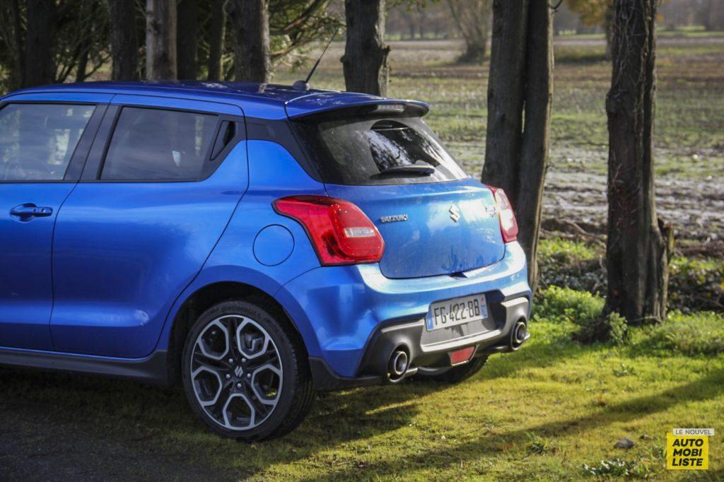 Essai Suzuki Swift Sport 103
