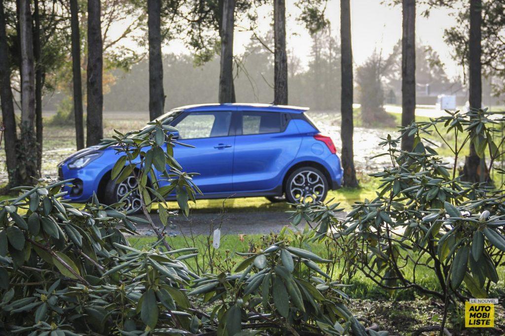 Essai Suzuki Swift Sport 107