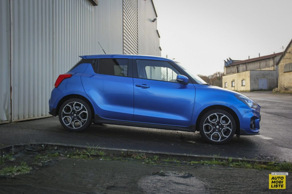 Essai Suzuki Swift Sport 20