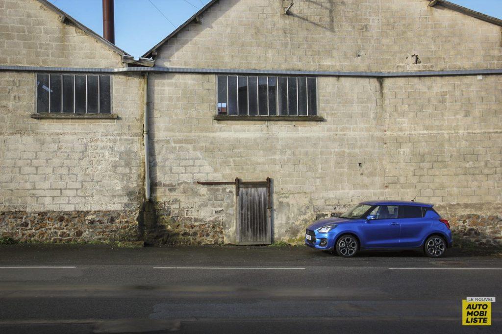 Essai Suzuki Swift Sport 30