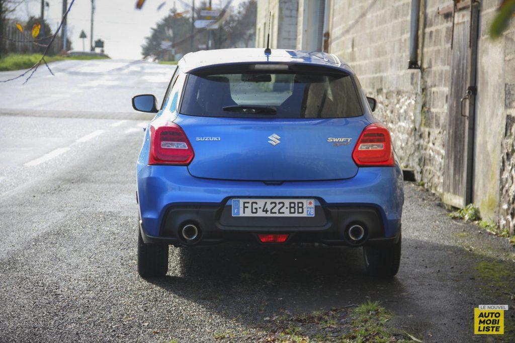 Essai Suzuki Swift Sport 41