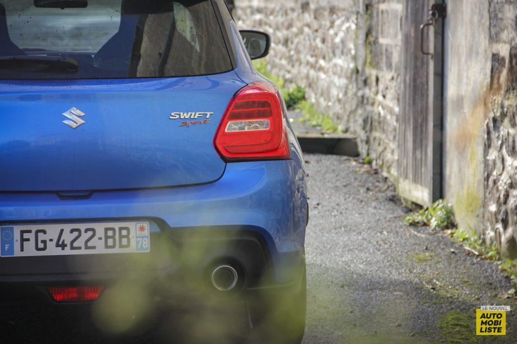 Essai Suzuki Swift Sport 44