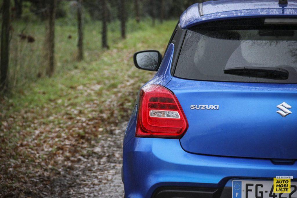 Essai Suzuki Swift Sport 49