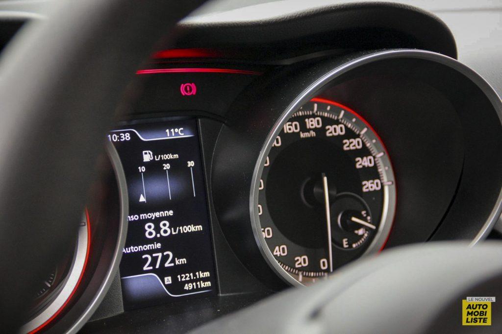 Essai Suzuki Swift Sport 62