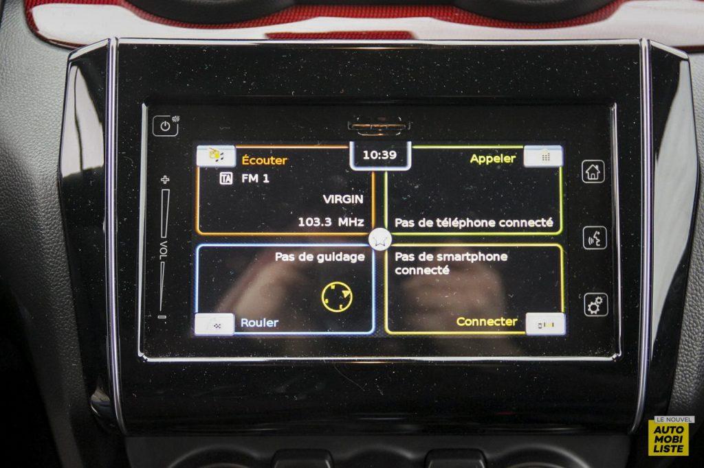 Essai Suzuki Swift Sport 64