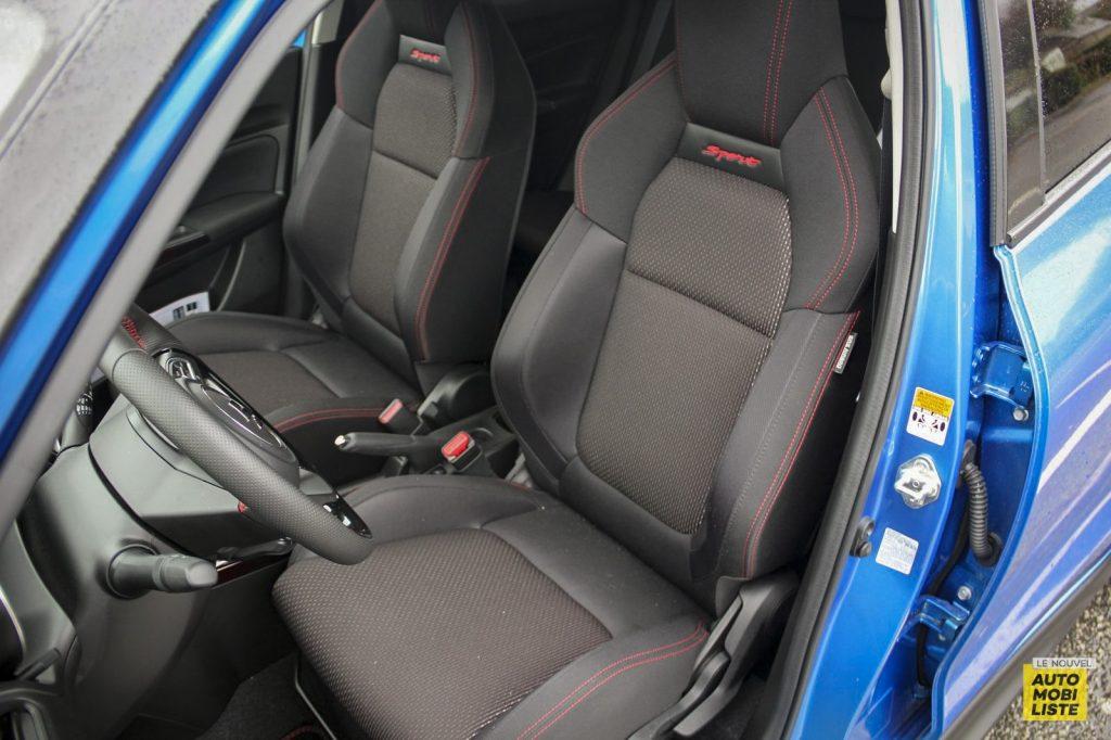 Essai Suzuki Swift Sport 69