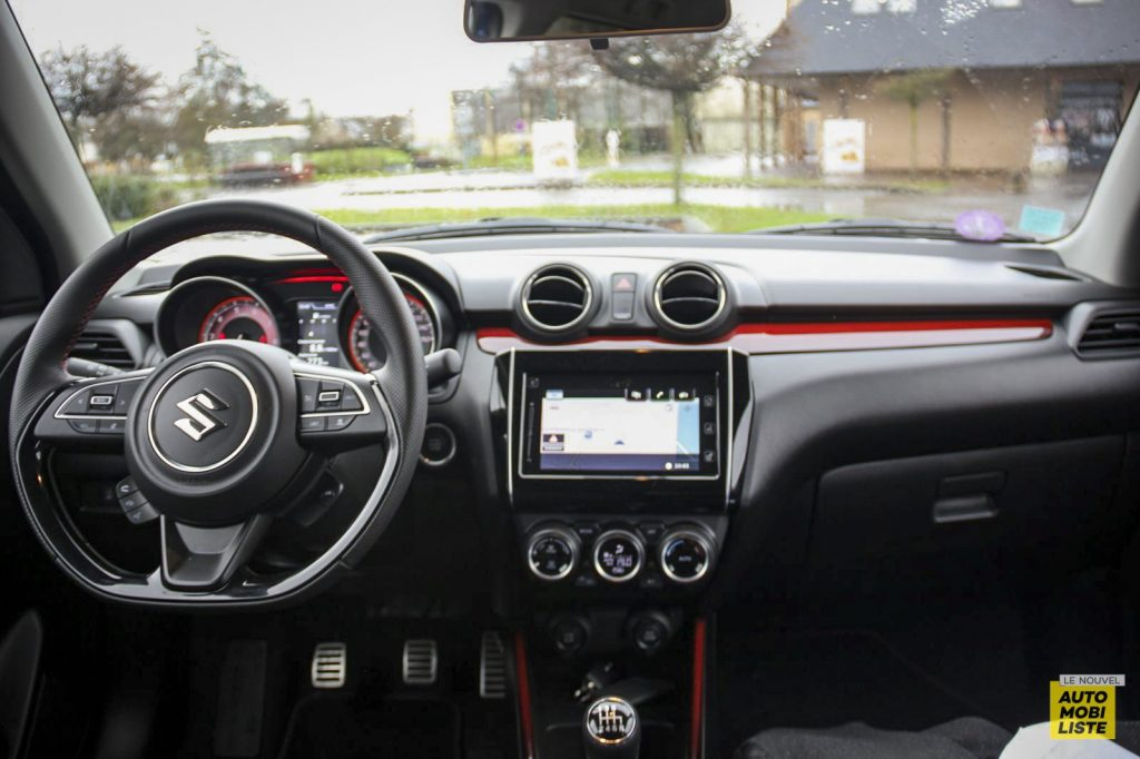 Essai Suzuki Swift Sport 81